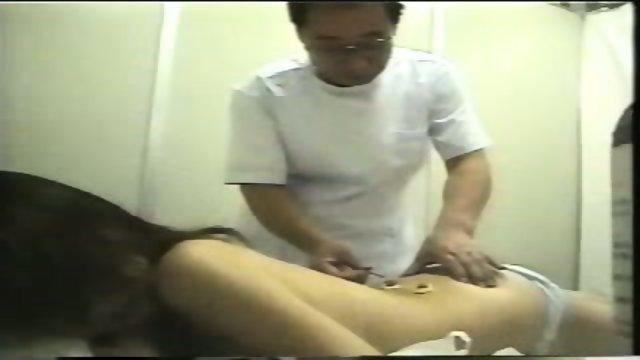 Massage SpyCam