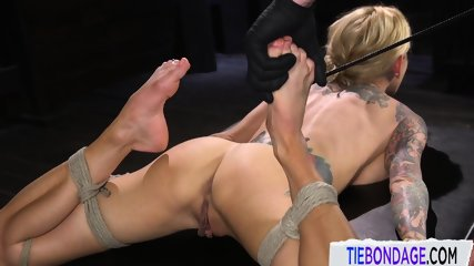Tiedup And Bound Milf Getting Punished