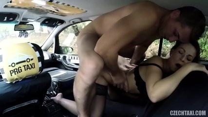 Whore Banged In Car