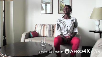 African Slut Fucked Doggystyle