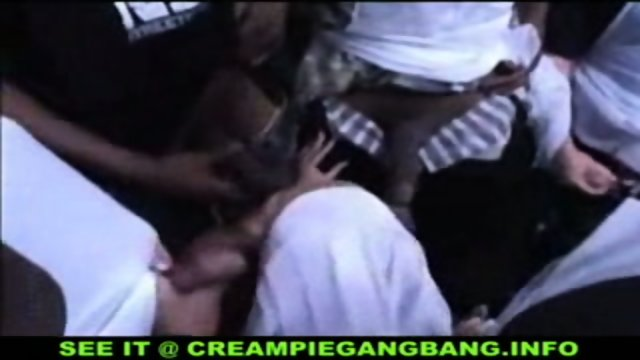Biggest BBW Creampie Gang Bang