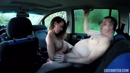 Whore Fucked In Car