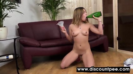 Discount piss porn videos at discountpee dot com 6 - 2019