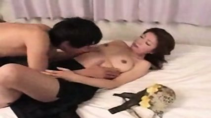 Asian Incest Pretty mommy and son