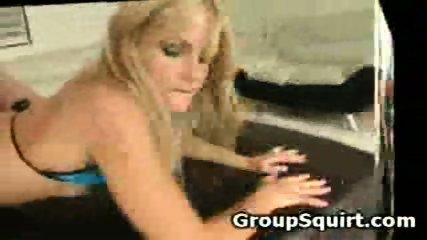 latina squirting pussy - scene 8