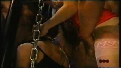 Bondage Girl forced to suck - scene 4
