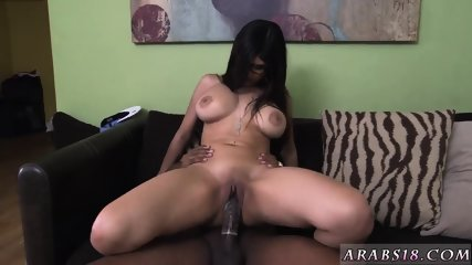 Arab daddy fuck girl and slave first time Mia Khalifa Tries A Big Black Dick