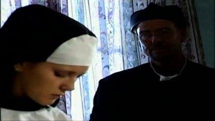 big tit nun - scene 1