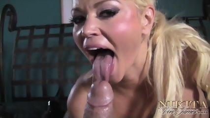 Dick Between Her Big Tits - scene 5