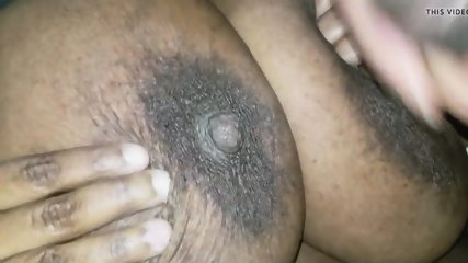 Ejaculate Chance On Excess fat African american Tits