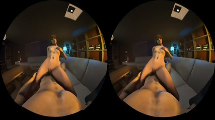 Maximum Cowgirl  Wishes Rectal Sex - three dimensional vr adult motion pictures