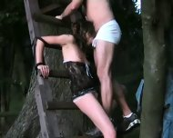 Outdoor Sex - scene 5
