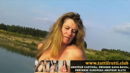 community adult movie launching with huge knockers Euro MILF