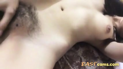 Chinese college student masturbating her juicy pussy - Lynn