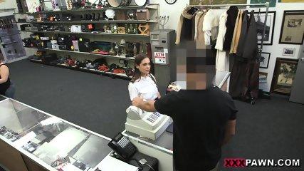 Fucking An Alluring Latin Stewardess - Porn Pawn
