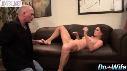 Husband watches as his beloved wife Fucks bald guy Her acc bit.do/eTXen