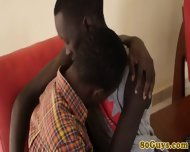 African Barebackers Deep Throating - scene 4