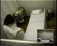 Massage of an asian Girl - scene 1