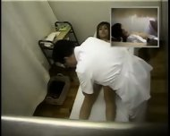 Massage of an asian Girl - scene 4