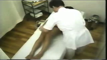 Massage Spycam - scene 1