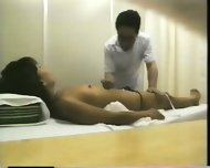 Massage Spycam - scene 3