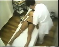 Massage Spycam - scene 4