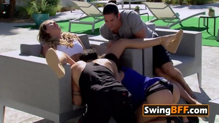 OUTDOORS swinger experiences with MARRIED couples