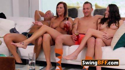 Bi Swinger orgie