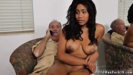 Old man cum in mouth and british young Glenn finishes the job!