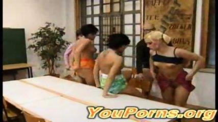Teacher with 4 Girls - scene 5