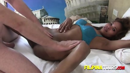 Hot busty female nudist
