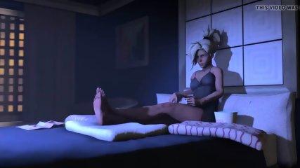 Pharah + Whim - The Valentine