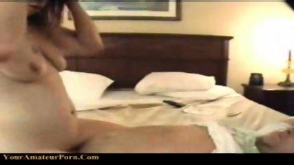 Couple makes Amateur Sextape 2 - scene 8
