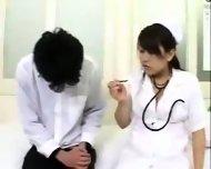 Busty Nurse - scene 1