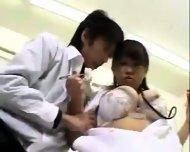 Busty Nurse - scene 5