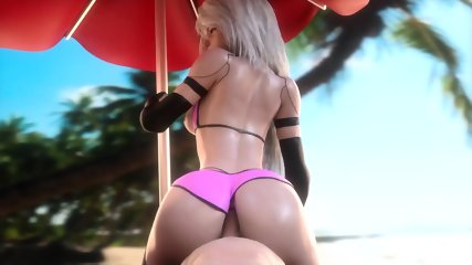 Hot NieR Automata Sex A2 Rough Fuck Big Cock
