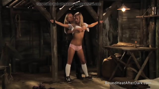 Slaves Homecoming:Showing Entire body Of Their Total New Lesbian Servant