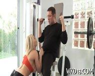 Nice Blowjob From Beauty - scene 1
