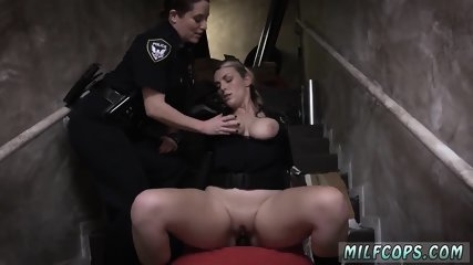 Smoking milf masturbation and Street Racers get more than they bargained for