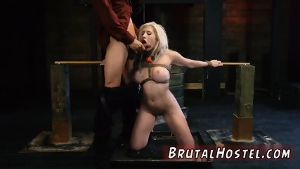 Brutal dildo play Don t worry slut, there just so happens to be a nearby hostel that