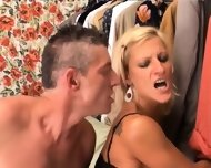 Amateurs Penetrating And Fisting Hard - scene 11