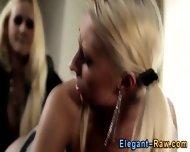 Euro Schoolgirl Gets Toy