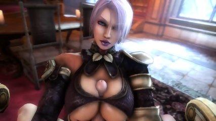 Hot Soulcalibur Porn Ivy Hardcore Fucked Big Dick