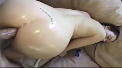 Oiled Up For Butt Making love
