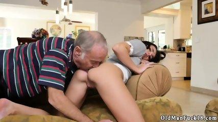 Teen masturbation dirty talk daddy Riding the Old Wood!