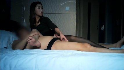GF With Pantyhose