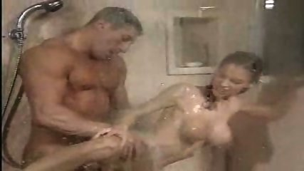 Hot Shower and hot Cum - scene 4