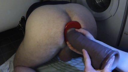 Mistress POV 10 - Fisting Purple Pig-Opening XXL from Oxballs
