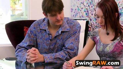 Season 3 episde 2 swap partner is red orgy room