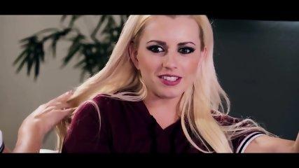 Hot MILF Cherie DeVille licking Lexi Belles pussy